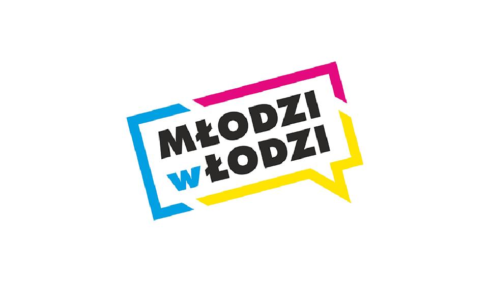 Młodzi w Łodzi Logo
